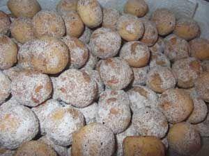 Tarçınlı Minik Kurabiye Tarifi - Resimli Kolay Yemek Tarifleri
