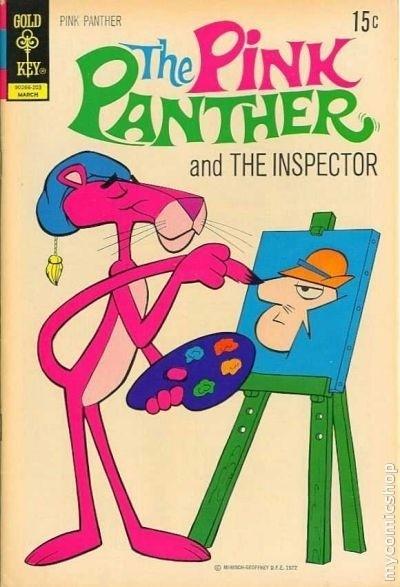 Pink Panther #5