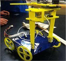 MAE 3 ROBOT CAR - By David Frank