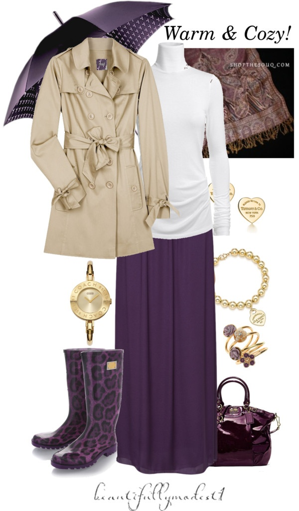 """""""Winter 2013"""" by beautifullymodest1 on Polyvore"""