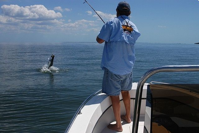 Perfect mancation - Fishing in Charlotte Harbor which is between Fort Myers and Sarasota, Florida. TheFishermen's Village Waterfront Mall Resort and Marinafeatures a Back Bay Fishing package that includes a Two-Night stay at Fishermen's Village Resort, Two Sunset Cruise tickets, and Back Bay Saltwater Fishing Charter trip.   Mantripping.com
