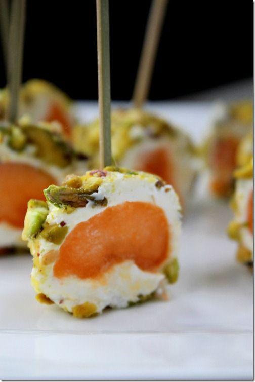 Recette amuse bouche facile recette amuse gueule melon en ap ritifs amuse bouche pinterest - Amuse gueule aperitif original ...