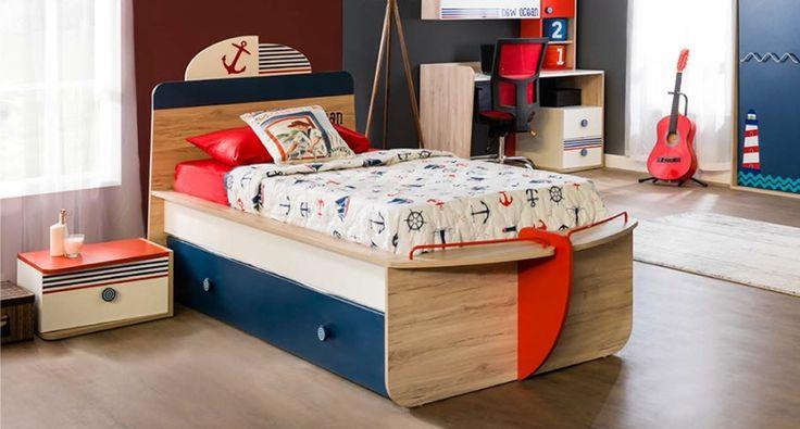 Παιδικό Κρεβάτι New Ocean