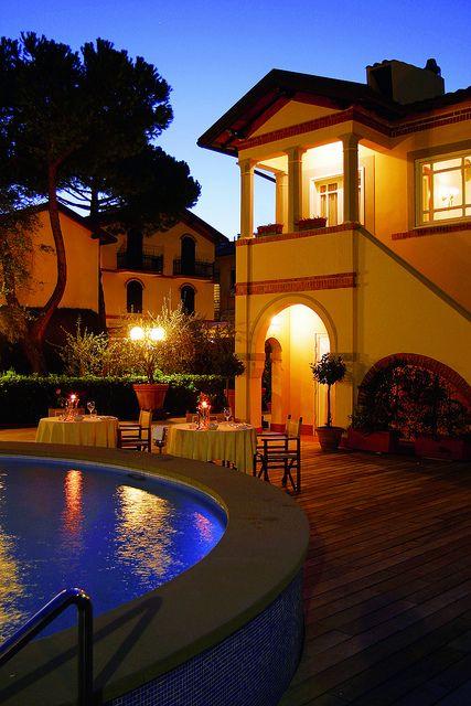 Hotel Byron - Lucca, Tuscany, Italy
