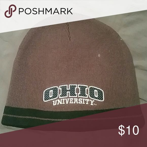 Ohio University winter hat Winter hat from Ohio University The Game Accessories Hats