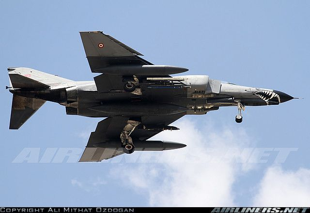 Turkish Air Force: McDonnell Douglas F-4E Terminator 2020