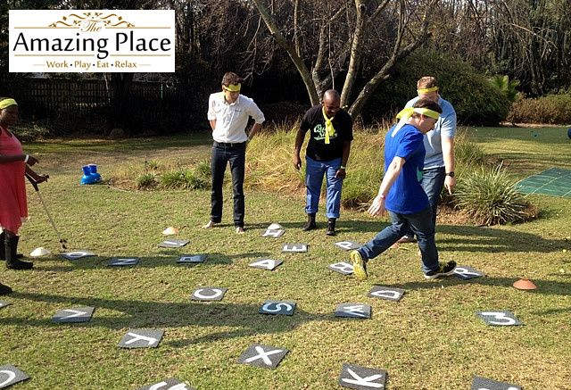Ottobock Wacky Wet Weird and Wonderful Team Building Event | The Amazing Place #Ottobock #TeamBuilding #Sandton