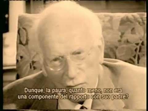 CARL GUSTAV JUNG, intervista completa con sottotitoli in italiano