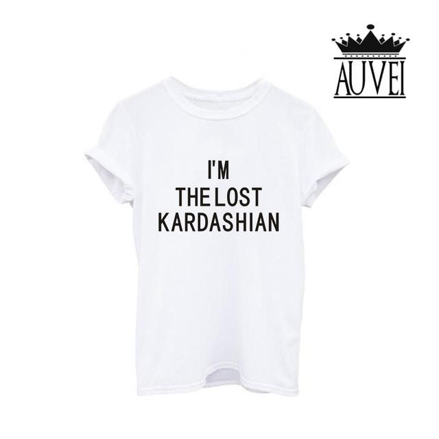 'The Lost Kardashian' Ladies Tee! Get it here: http://auvei.com/products/the-lost-kardashian-ladies-tee?utm_campaign=crowdfire&utm_content=crowdfire&utm_medium=social&utm_source=pinterest #auvei #kimkardashianwest #kuwtk #khloekardashian #kourtneykardashian #krisjenner #kendalljenner #kyliejenner #scottdisick #kardashian #kyliecosmetics #lifeofkylie #kimkardashian #kendallandkylie #kyliejennerchallenge #jenner #style #kardashians #vogue #kim #kylielipkit #lostkardashian #khloe #kourtney…