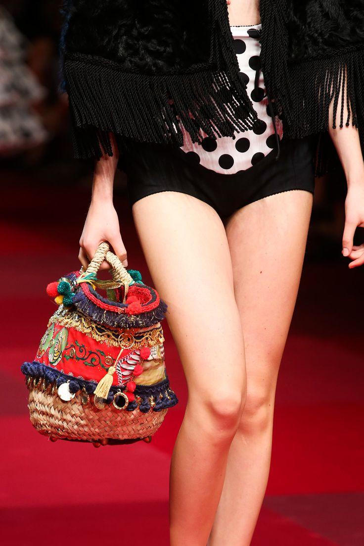 Spring 2015 Ready-to-Wear - Dolce & Gabbana