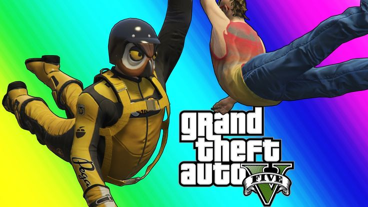 GTA 5 Online Funny Moments Resurrection and The Michael