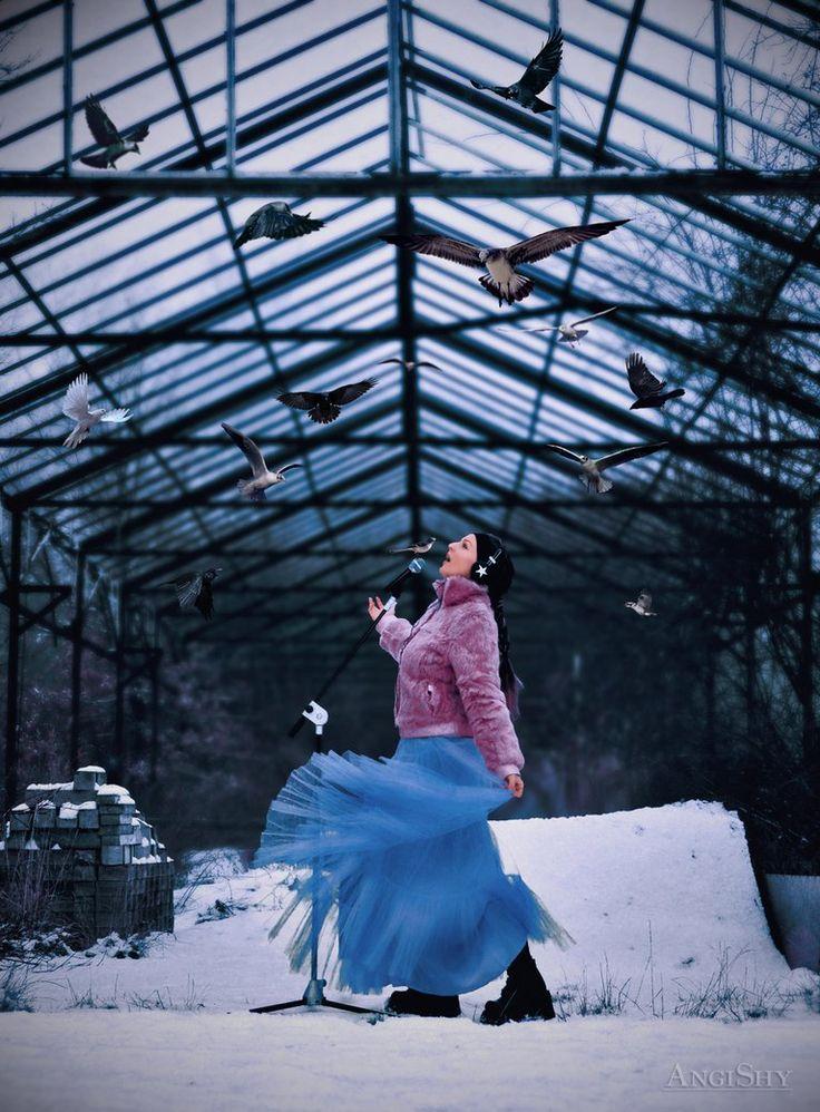Sing Me Closer by Angi-Shy.deviantart.com on @DeviantArt