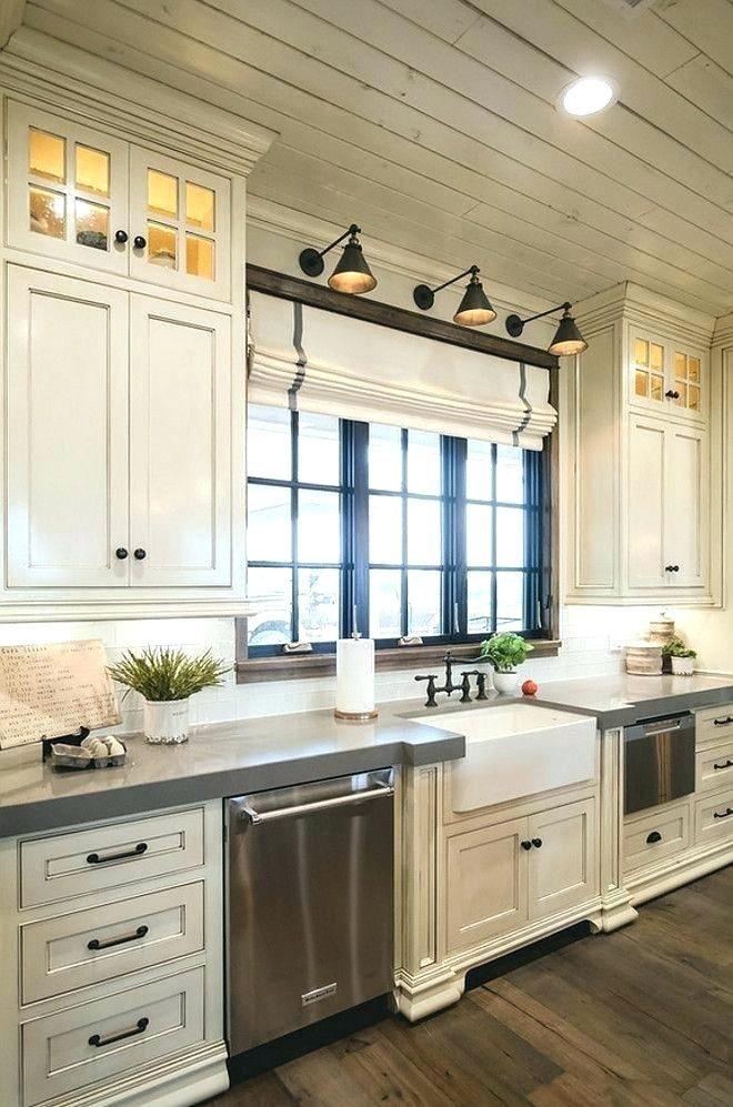Google Image Result For Http Betabay Me Wp Content Uploads 2019 02 Over The Sink Kitchen In 2020 Diy Kitchen Remodel Farmhouse Kitchen Decor Farmhouse Kitchen Design
