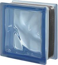 "Energy Saving glass block innovative technology ""ENERGY SAVING"" that reduces the thermal transmittance of the classic glass block up to 50% #bouwglas #glazenbouwstenen #glasblok #glassblocks #seves #n"