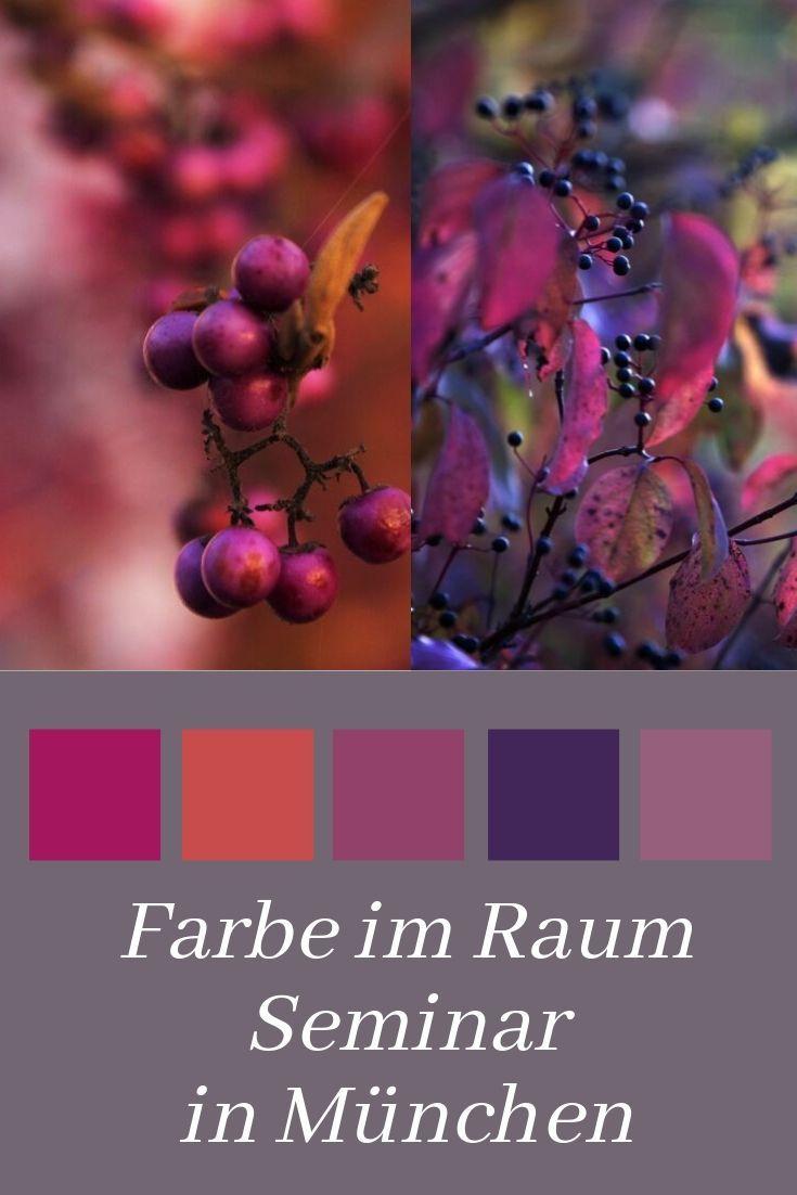 Am 9 10 November In Munchen Leite Ich Ein Seminar Fur Farbe Im
