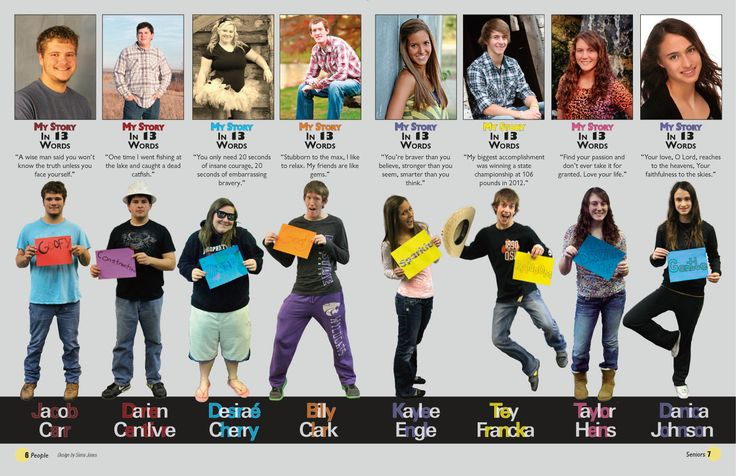 [The Chase, Chase County Jr./Sr. High School, Cottonwood Falls, KS] 2014 Look Book #YBKlove
