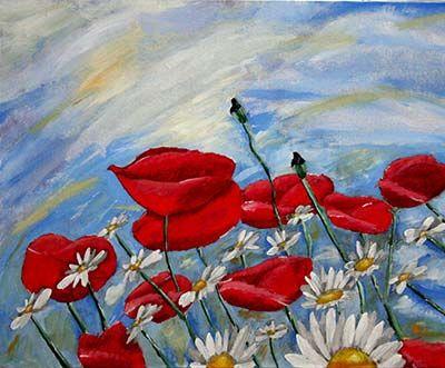 acryllic Painting