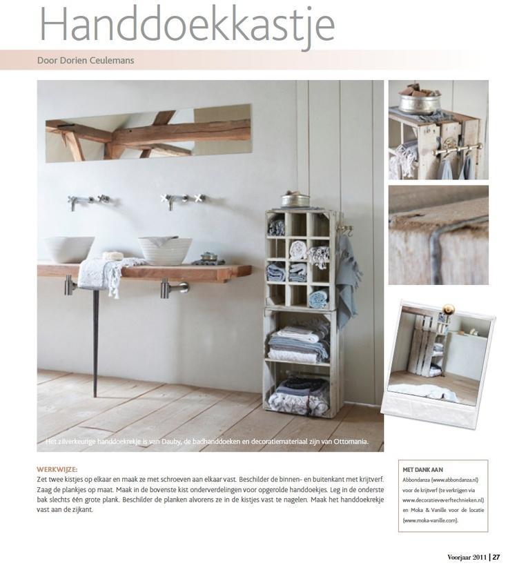 25 beste idee n over oude wastafel op pinterest make uporganisatie spiegel wastafel en make - Oude keuken wastafel ...
