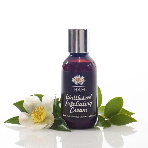 Wattleseed Exfoliating Cream - Lhami |  https://t.cfjump.com/t/20258/18198/wattleseed-exfoliating-cream/