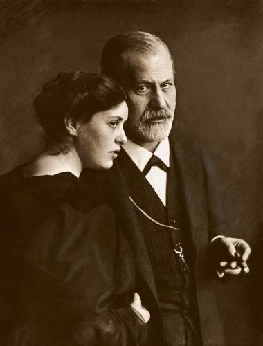 Lou Andreas-Salome & Sigmund Freud