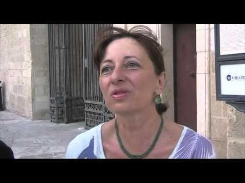 L'oscuro mosaico - Gabriella Parisi intervista Ornella Albanese