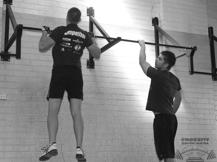 Chest To Bar Pullups