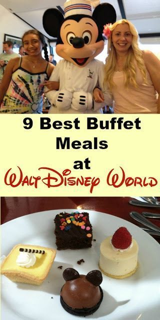 Love all-you-care-to-eat meals at Walt Disney World? Here's our 9 top buffet…