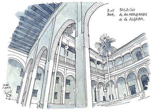 Palacio de los Marques de la Algaba
