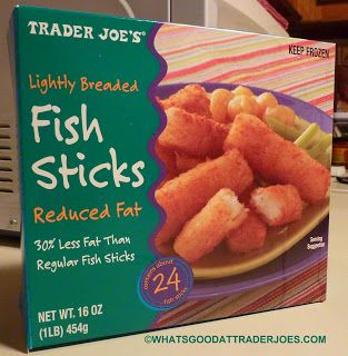 433 best images about trader joe 39 s on pinterest cold for Are fish sticks good for you