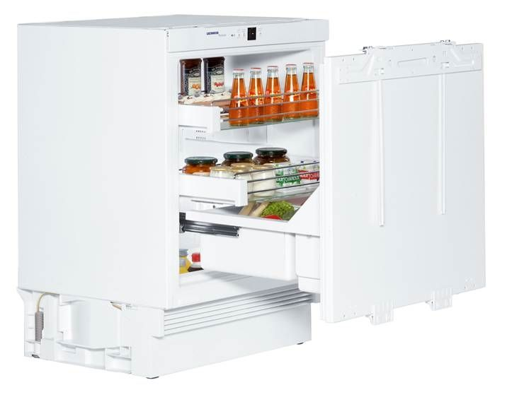 Liebherr Built-in Larder Fridge UIK1550 - Fully Integrated Output and consumption Energy consumption in 24h0 246 kWh 24h Energy consumption per