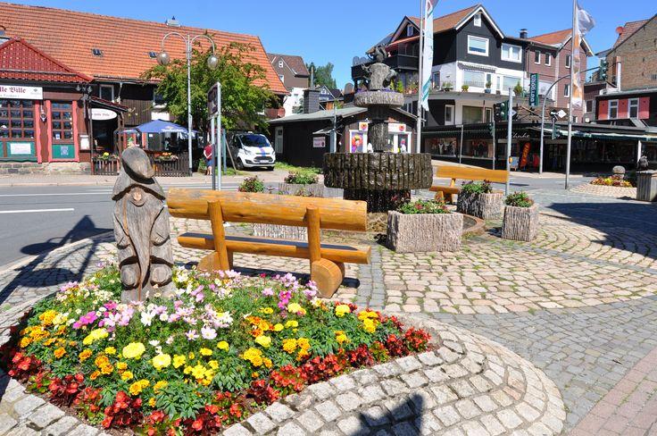 Im Stadtkern befinden sich zahlreiche Cafe´s und #Restaurants, die einen Sommernachmittag gelungen machen