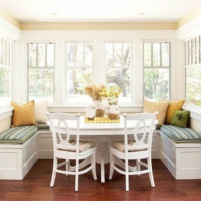 10 Best ideas about Kitchen Table With Bench on Pinterest