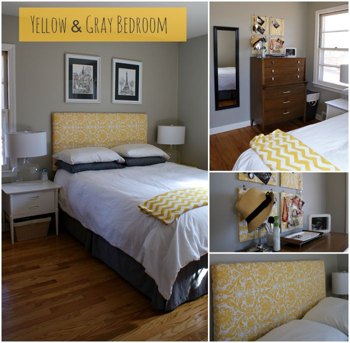 Like the idea of a bold fabric for the wall mounted headboard evelyn road pinterest Diy master bedroom makeover