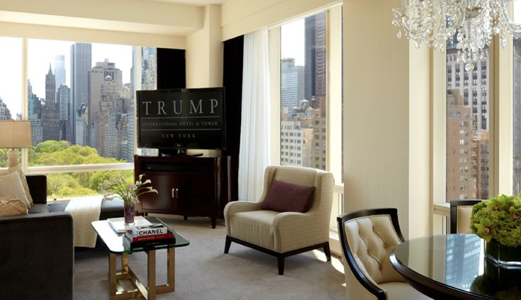 Luxury Hotels & Social Media: Trump Hotel Collection