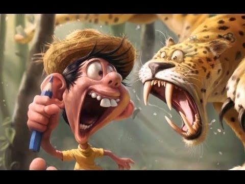 """CGI & VFX Showreels HD: """"CGI Illustration Reel - by Tiago Hoisel (+playl..."""