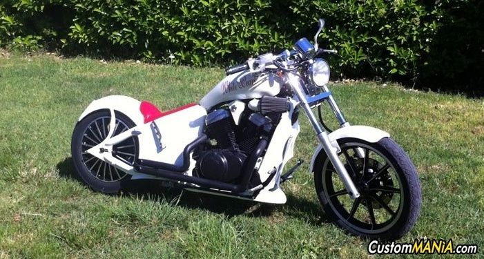 1000 images about bobbers on pinterest honda sportster for Honda vt 600