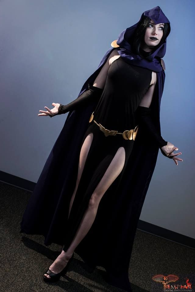 Character: Raven / From: DC Comics 'Teen Titans ...
