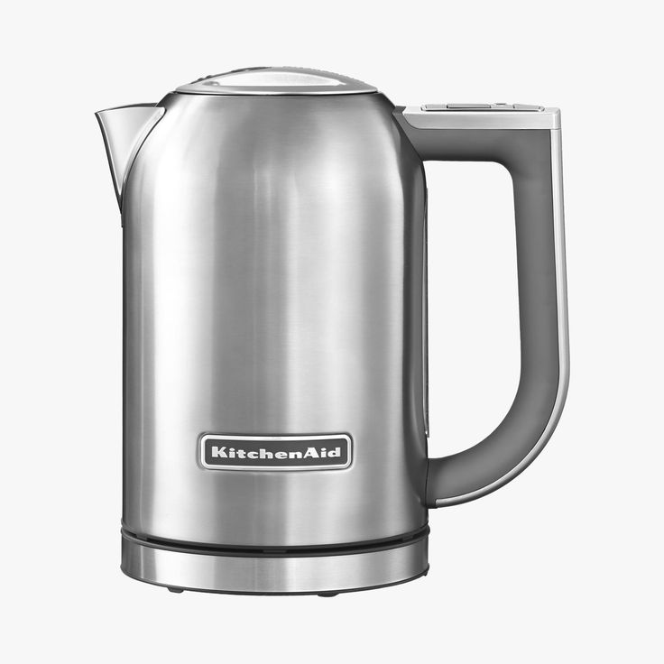 Bouilloire, inox, 1,7 L - KitchenAid  #LeBonMarche #Home #Maison #Deco #Decoration #Design #Interieur #Kitchen #Cuisine #Cook