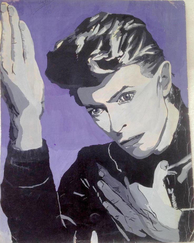 Peint par JaLo dans les années 70, à l'âge de 15 ans.