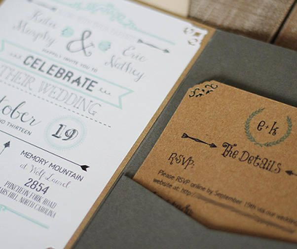 New Ideas for Modern Wedding Invitation Wording