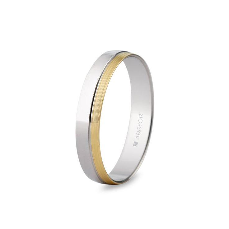 alianza-de-boda-bicolor-4mm-modelo-argyor-5240481