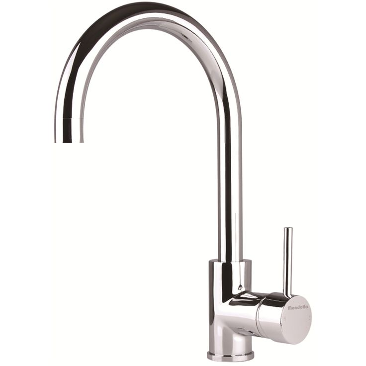 Mondella Adagio Curved Sink Mixer Chrome WELs Main 3Star Low 4Star/  Laundry sink