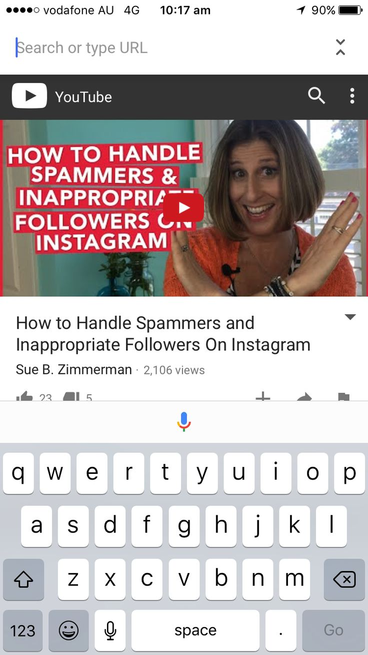 How To Handle Spammers And Inappropriate Followers On Instagram The Best  Way To Deal With Spammers
