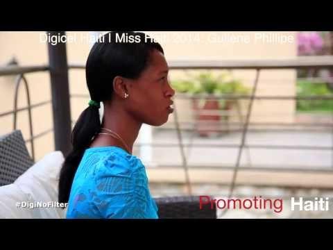 Guilene Phillipe, Digicel Haiti | Miss Haiti 2014
