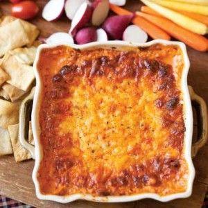 Baked Pimento Cheese Dip - Celebrate Magazine