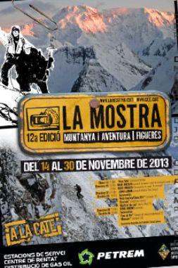 12a Mostra de Cinema de Muntanya i Aventura de Figueres (novembre 2013)
