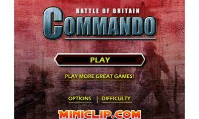 Commando – Free To Play Mobile Game  http://htl.li/IDzV309scpp