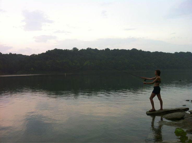 fluefisking