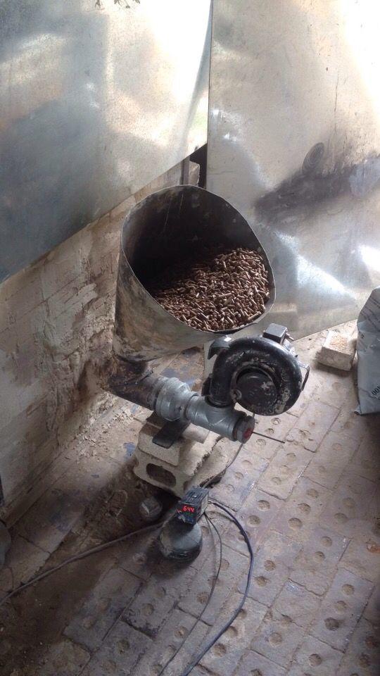 #pelletgama #연료공급장치 #연료공급모습 #wood #pellets