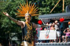 2014 Fremont Solstice Parade